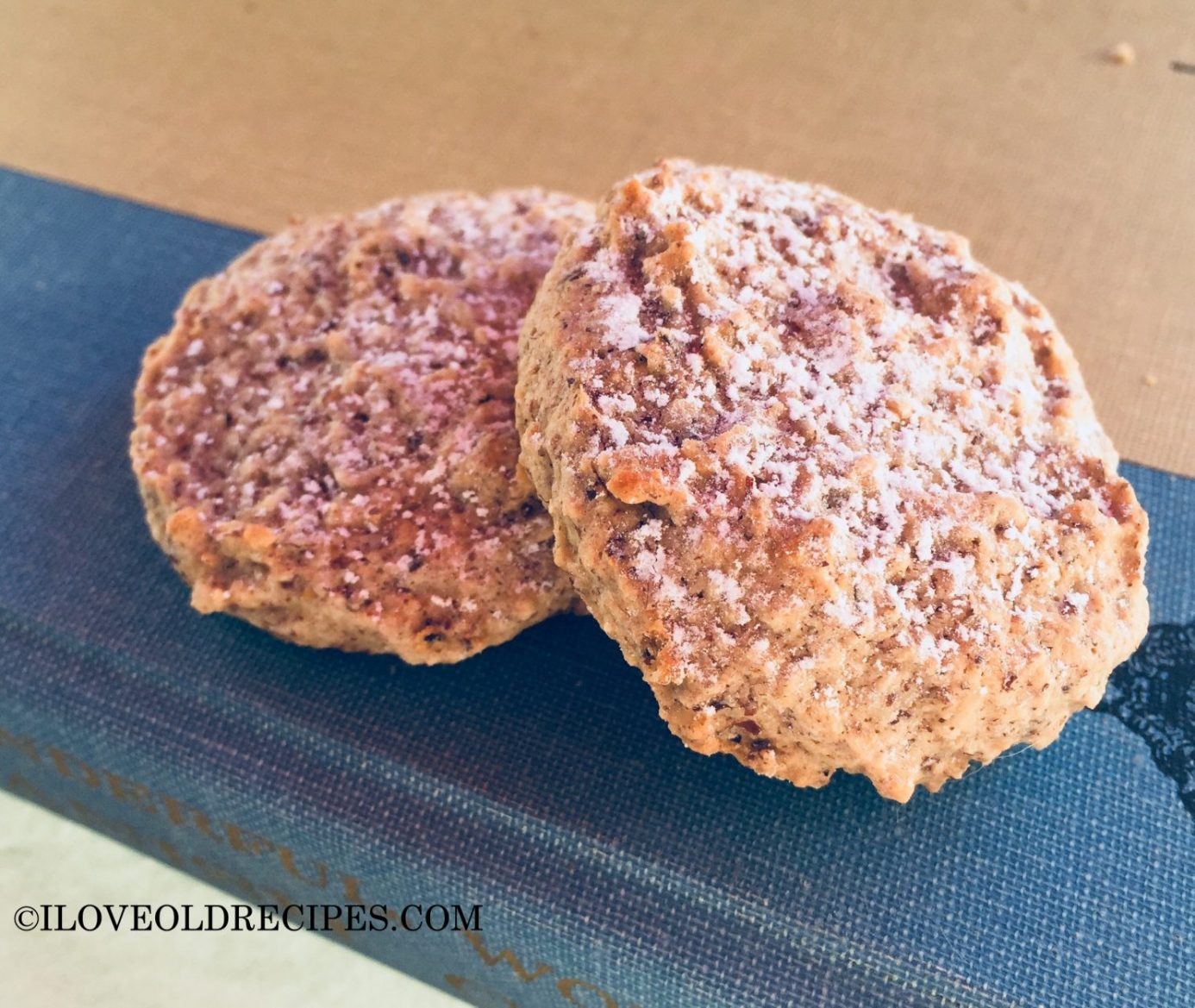 Danish Hazelnut Cookies. Gluten Free and Delicious! - www.iloveoldrecipes.com