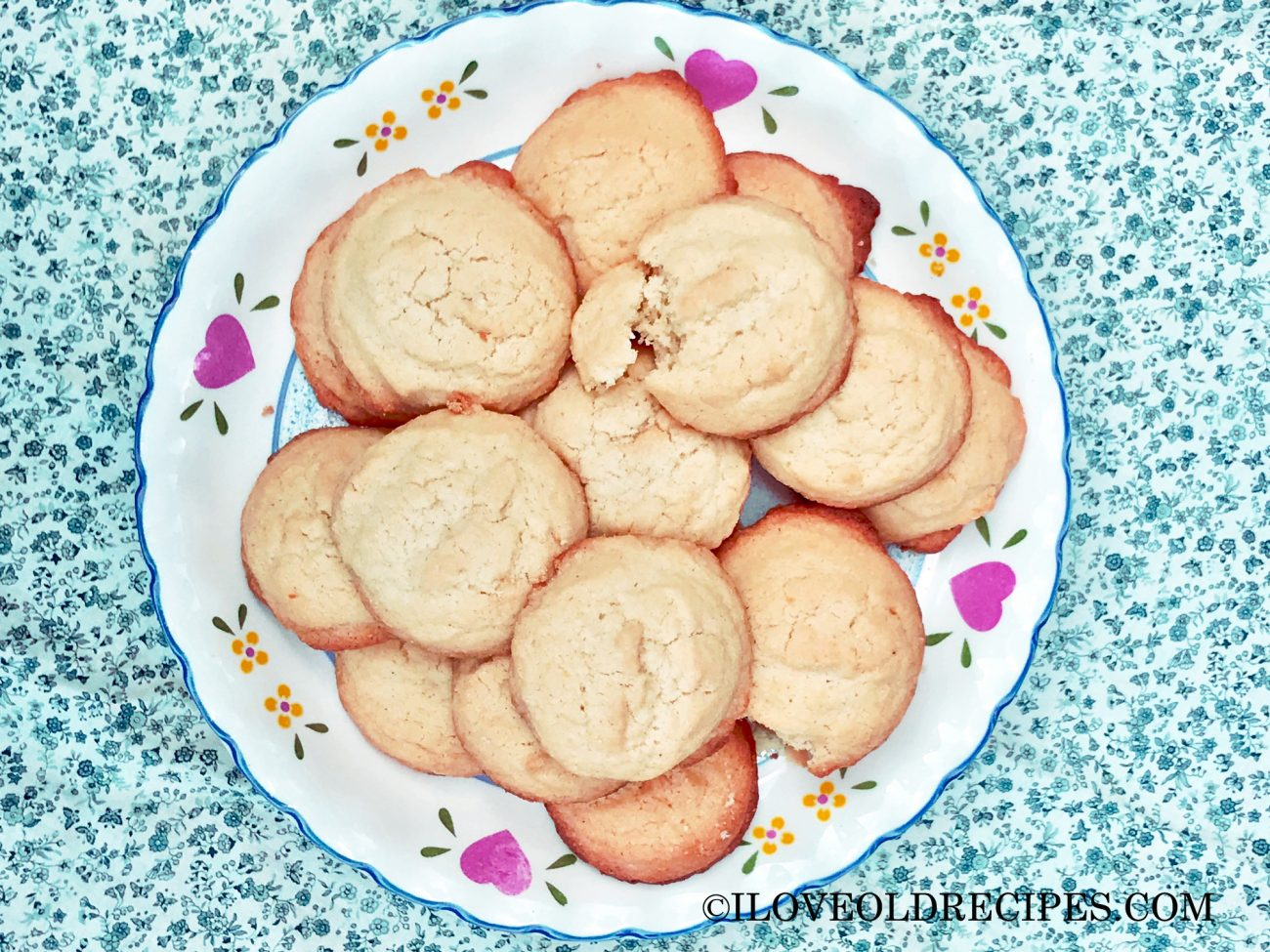 The Best Gluten-Free Sugar Cookies 1990s